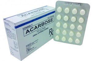 آشنایی با داروی اکاربوز و موارد مصرف آن