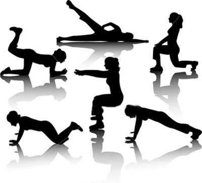 ورزش برای کاهش استرس