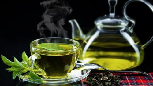 پاکسازی کبد با چای سبز