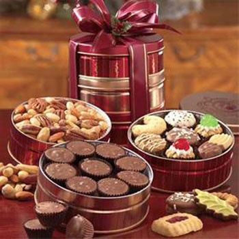 خوردن شکلات و تنقلات در عید