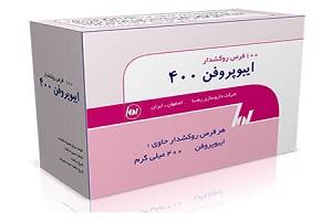 آشنایی با داروی ایبوپروفن از دسته داروهای مسکن