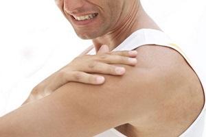 کاهش و بهبود درد کتف با ورزش درمانی