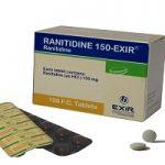 آشنایی با داروی رانیتیدین از دسته داروهای گوارشی