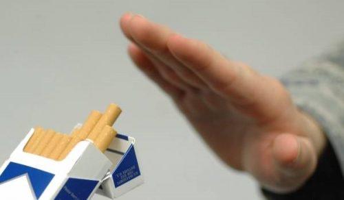 میل به سیگار