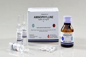 آشنایی با داروی آمینوفیلین از دسته داروهای ضد آسم