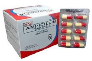 آشنایی با داروی آمپی سیلین از دسته داروهای ضد باکتری