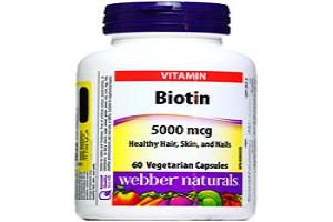 آشنایی با داروی بیوتین از دسته داروهای تغذیه ای و ویتامین ها