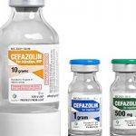 آشنایی با داروی سفازولین از دسته داروهای ضد باکتری