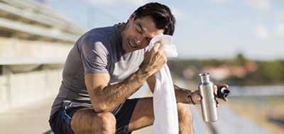 سردرد بعد از ورزش