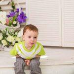 درمان یبوست کودکان با روش های طبیعی
