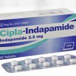 آشنایی با داروی اینداپامید از دسته داروهای قلبی عروقی
