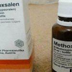 آشنایی با داروی متوکسالن از دسته داروهای پوستی