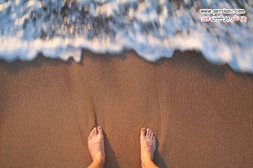 داشتن پاهایی زیبا
