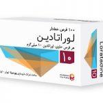 آشنایی با داروی لوراتادین از دسته داروهای آنتی هیستامین