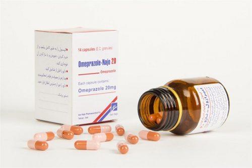 آشنایی با داروی امپرازول از دسته داروهای گوارشی