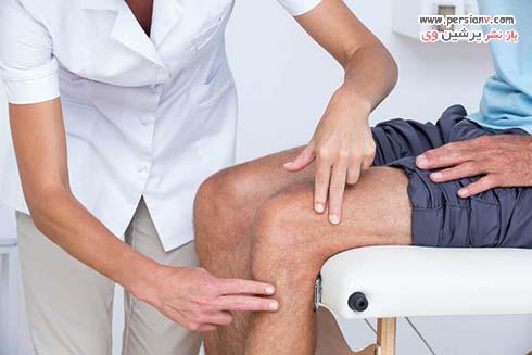 پیشگیری از درد زانو