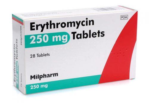 اریترومایسین