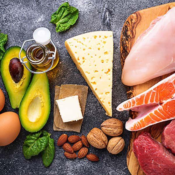 هر آنچا باید درباره رژیم غذایی کتوژنیک و کاهش وزن سریع بدانید
