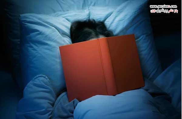 خواب خوب و راحت شبانه