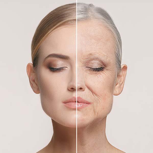 جلوگیری از پیری پوست با ۱۸ روش جدید