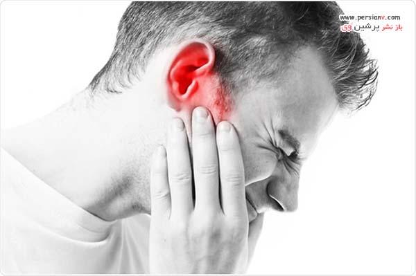 علل بیماری تینیتوس یا وزوز گوش
