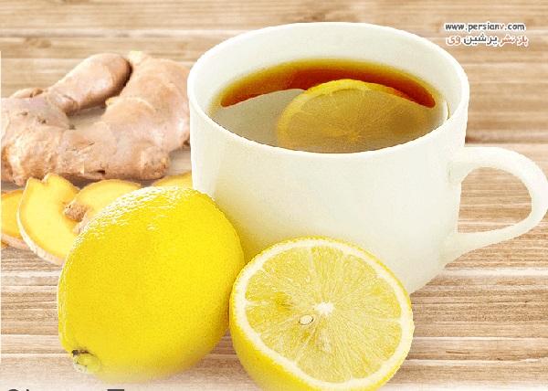 دمنوش برای سرماخوردگی