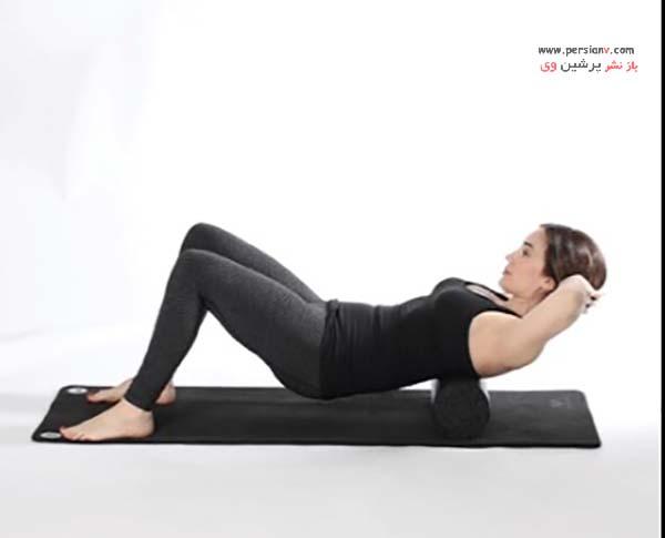 ورزش گردی پشت