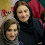 اکران مردمی آباجان با حضور هنرمندان مشهور +تصاویر