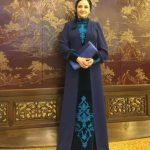 اتفاق عجیب برای گلاب آدینه در جشنواره پکن +عکس