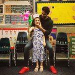 تولد دختر بنیامین بهادری در آمریکا +عکس