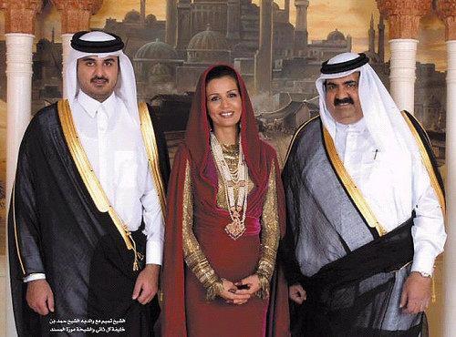 امیر جدید قطر کیست؟ +عکس