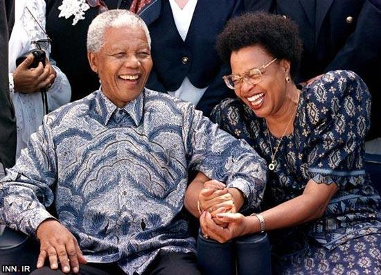 تصاویری خاطره انگیز از «نلسون ماندلا»