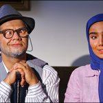 ازدواج مشروط و جالب خاطره حاتمی + عکس