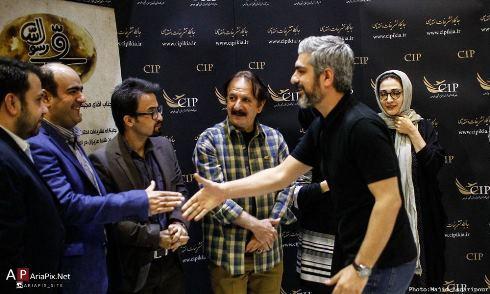 حضور مهدی پاکدل، ساره بیات و مینا ساداتی در کانادا با فیلم محمد (ص) + تصاویر