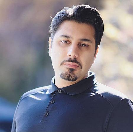 احسان خواجه امیری نسخه پسر با ادبش را رونمایی کرد +عکس