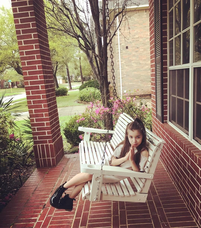 بارانا دختر بانمک بنیامین بهادری در آمریکا +عکس