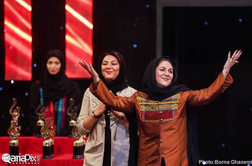 بازیگران مشهور در جشن حافظ (سری اول) + تصاویر