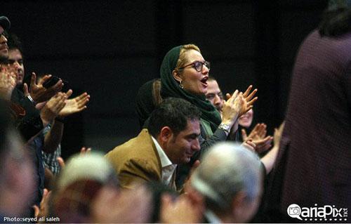 بازیگران مشهور در جشن حافظ (سری سوم) + تصاویر