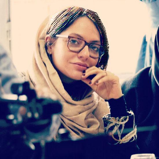 مهناز افشار و روز پدر + عکس