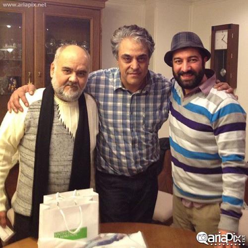 عکس های جدید و جالب از مجید صالحی
