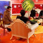 مهمانان مشهور علی ضیا در شب یلدا + تصاویر