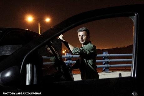 تصاویر جدید از سریال آمین با حضور هادی ساعی