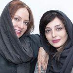 ساره بیات در کنار دوستان مشهورش در عاشقانه +عکس