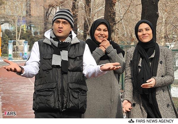 مهرانه مهین ترابی از ازدواج نکردنش میگوید + تصاویر