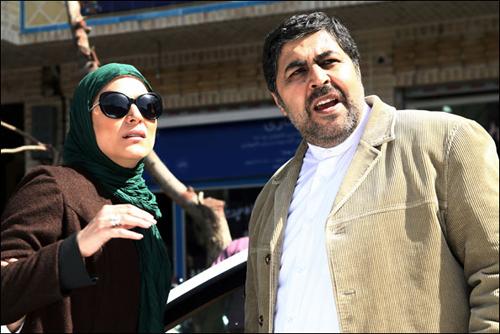 بازی سحر دولتشاهی در فیلم مستانه + تصاویر