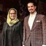 همسر مهناز افشار در دادگاه حاضر می شود! +عکس