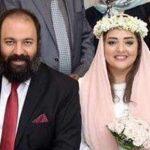 نرگس محمدی و همسرش علی اوجی در خارج از کشور