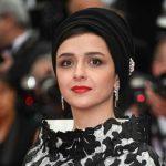 ترانه علیدوستی و دوستان معروفش در افتتاحیه یک سالن زیبایی