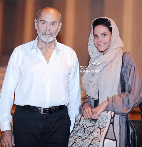 پس از مهران مدیری و دخترش،دختر جمشید هاشمپور هم سوژه رسانهها شد