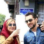 ساره بیات این گونه از بهرام رادان تشکر کرد